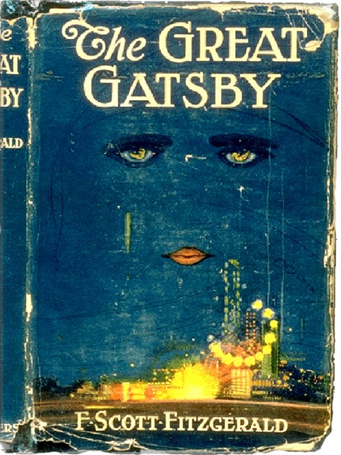 an analysis of the man behind jay gatsby in the great gatsby a novel by f scott fitzgerald