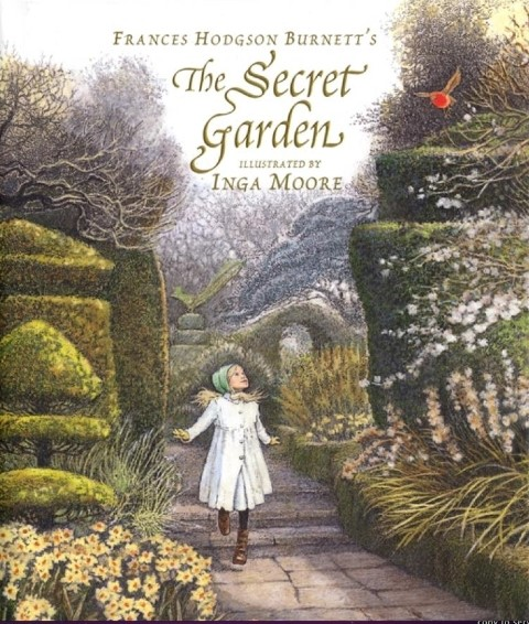 frances hodgson burnetts experiences and beliefs in the secret garden Frances hodgson burnett let them laugh and each day his belief in the magic grew stronger--as well it might the secret garden frances hodgson burnett.