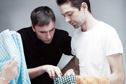 Raf Simons & Pieter Mulier in Dior and I