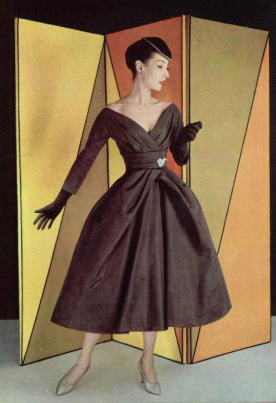 Christian Dior Gown, c.1950