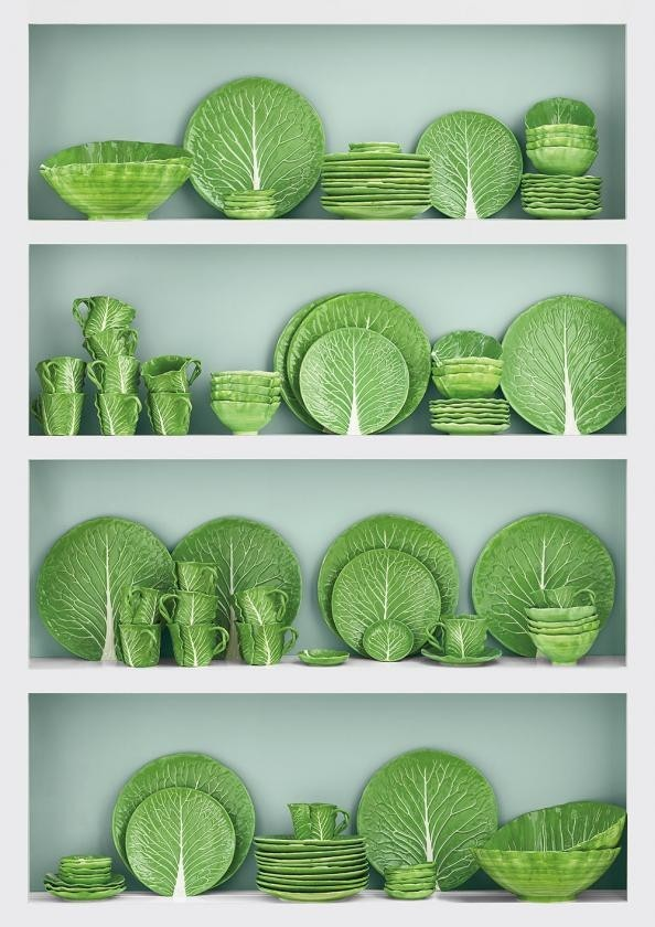 Dodie Thayer for Tory Burch Lettuce Ware