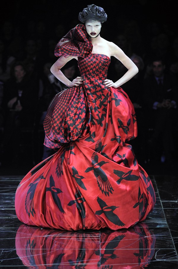 Alexander McQueen, The Horn of Plenty, Autumn/Winter 2009-20