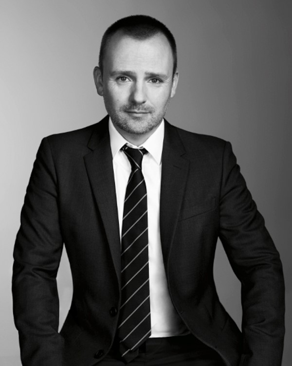 Peter Philips, Creative Director of Chanel Make-up.