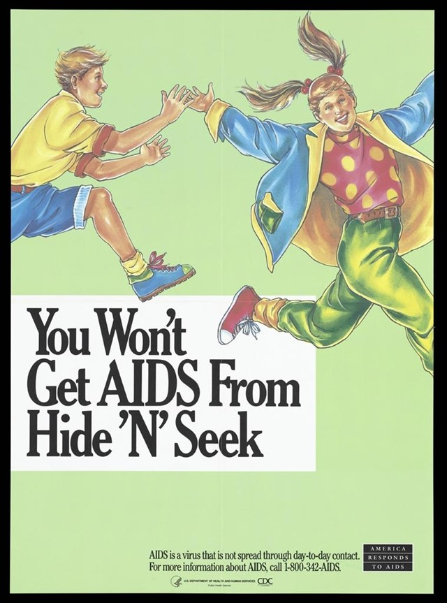 Aids Public Health Posters Another