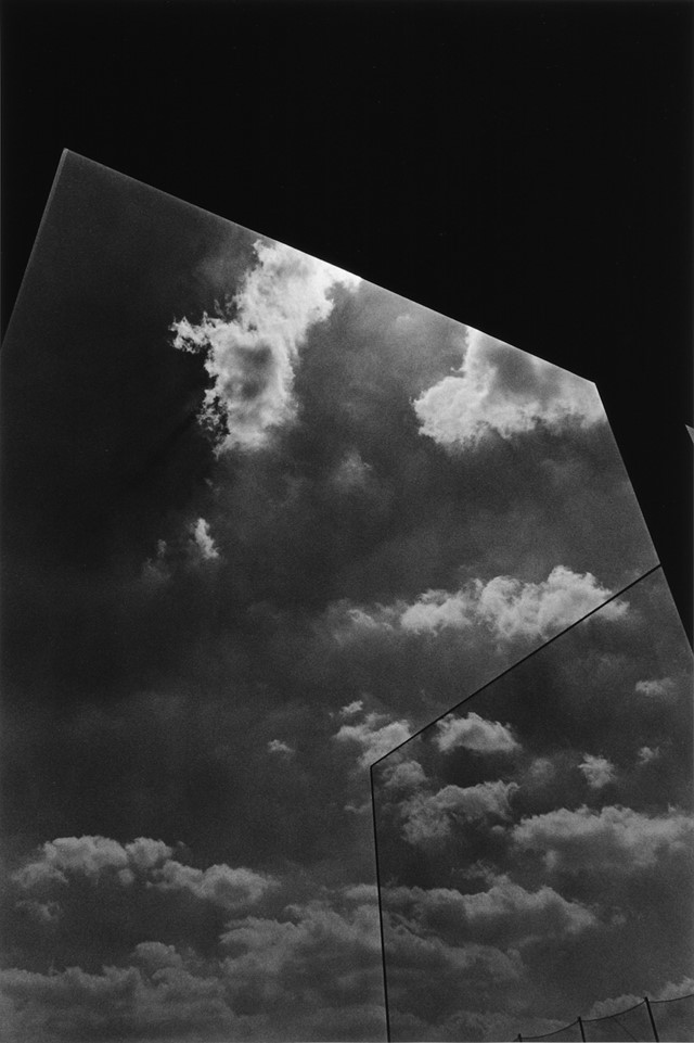 Glasshouse and Sky, Tokyo, 1981