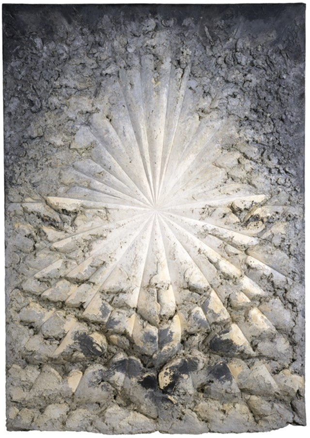 Jay DeFeo, The Rose, 1958–66