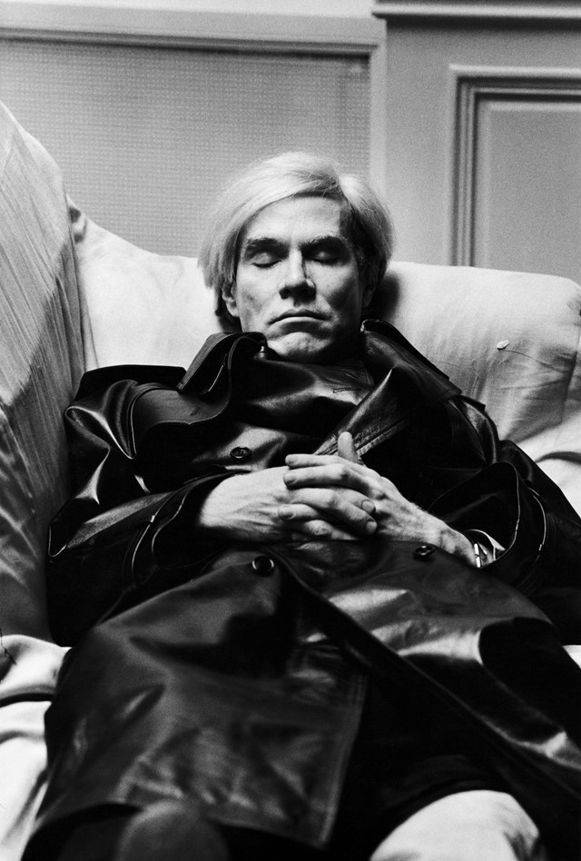 1_Helmut Newton_Andy Warhol_Paris 1974_copyright H