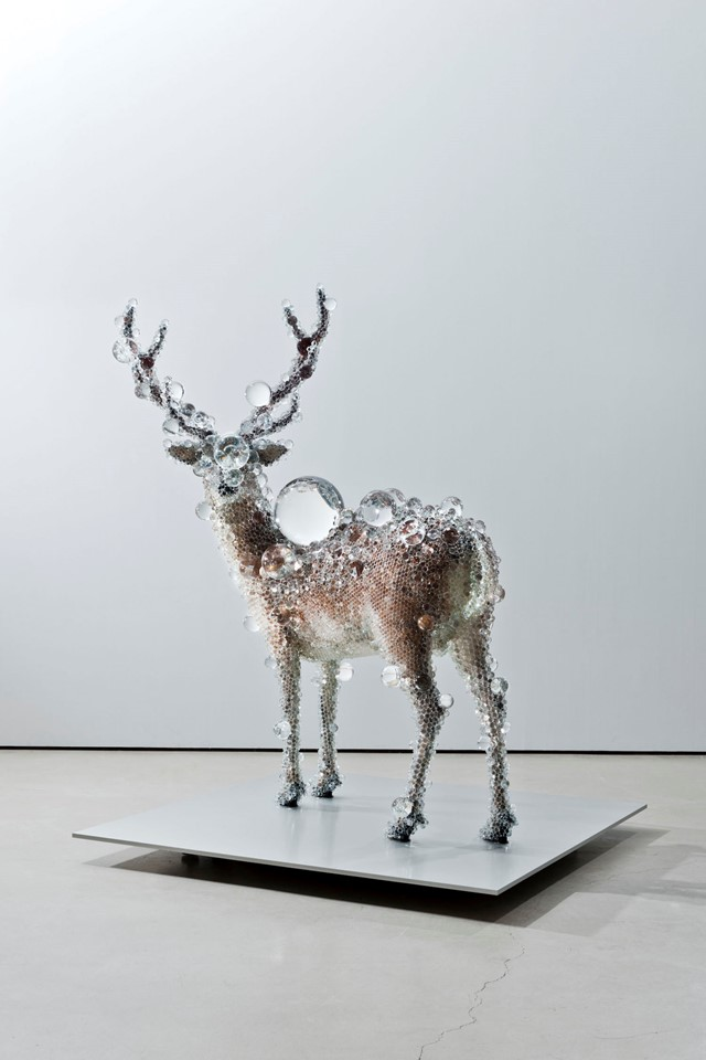 kohei nawa PixCell-Deer#17 c of kehei nawa and Sca