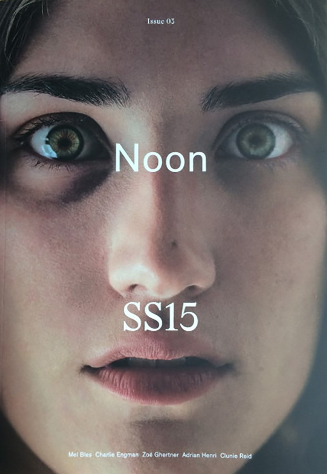 1.Noon cover issue 03