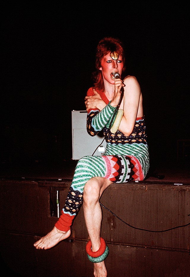Photography by Mick Rock