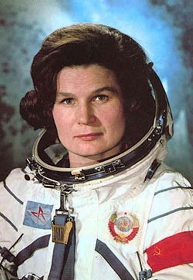 The life and achievements of the first woman in space valentina tereshkova