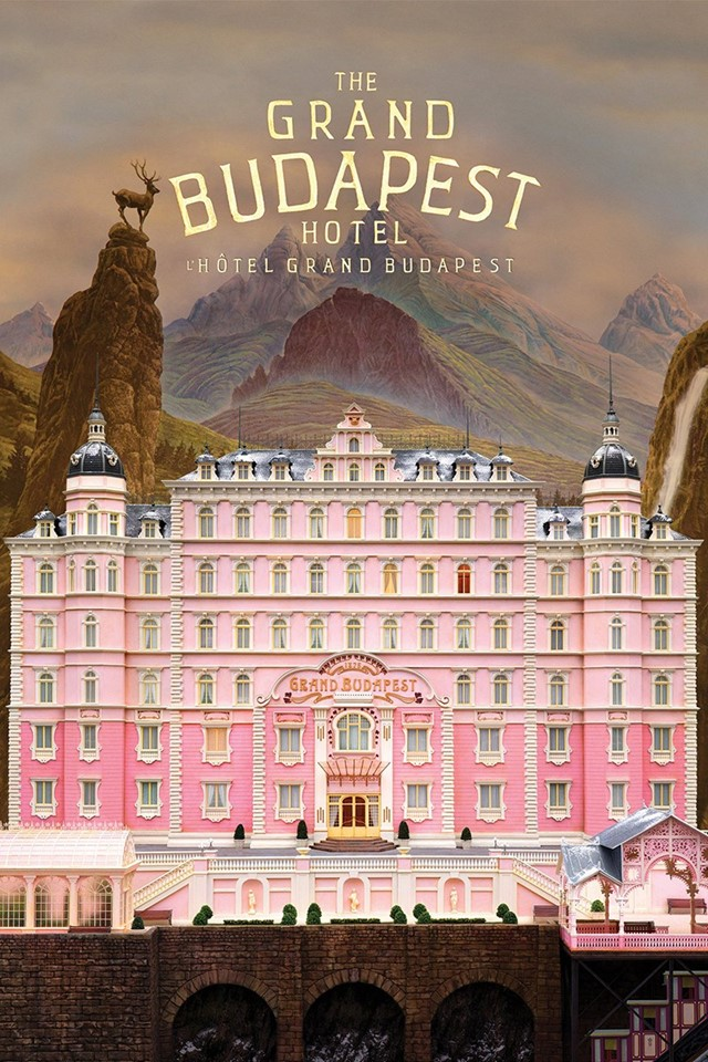 The Grand Budapest Hotel, 2014