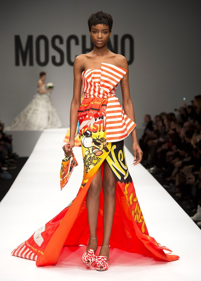 Jeremy Scott for Moschino, A/W15
