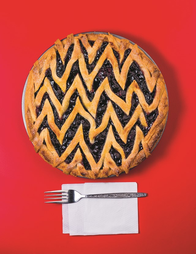 Shelly Johnson's Cherry Pie