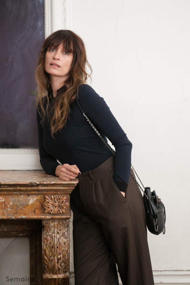 caroline de maigret on five of her favourite things another. Black Bedroom Furniture Sets. Home Design Ideas