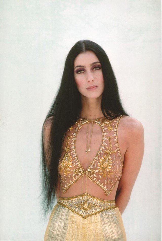 Cher-Strong-Enough-Book-Cover-Crop-Tops