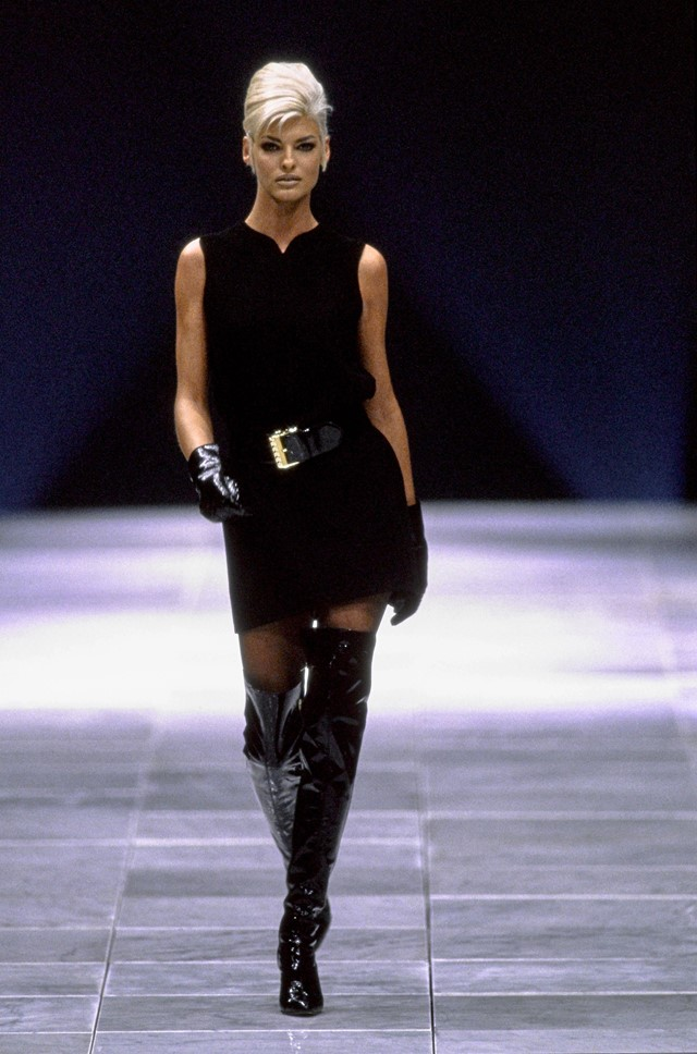 The Gianni Versace Spectacle That Revolutionised The