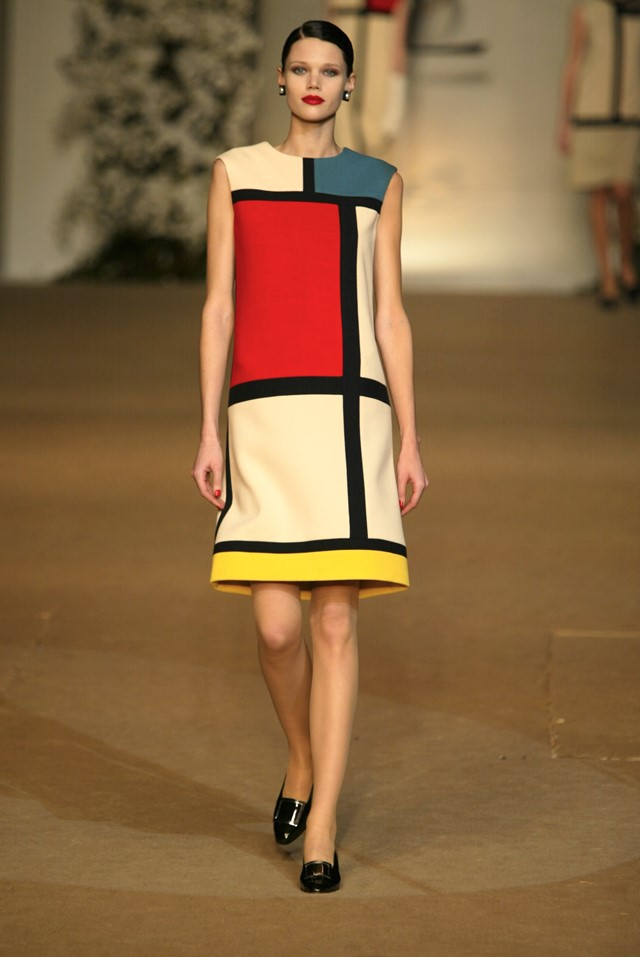 The Yves Saint Laurent Show Where Art and Fashion Collided ...