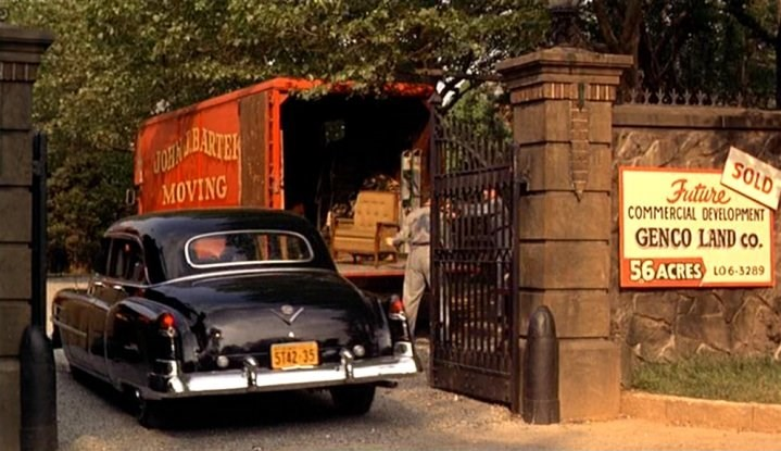 Godfather 1955 Cadillac Fleetwood Series 60