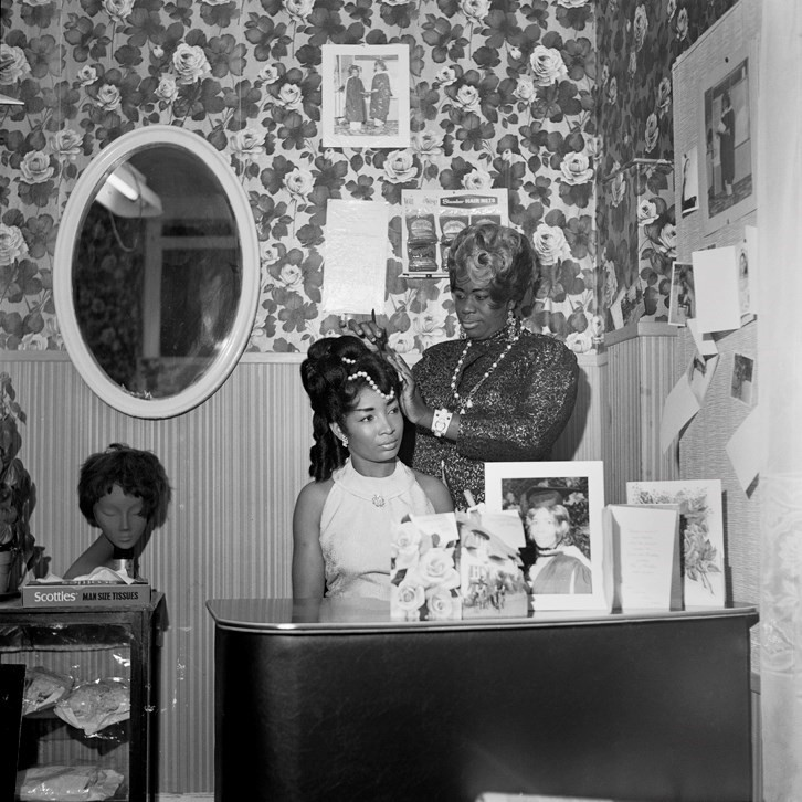 Beauty Salon, c.1960s/70s