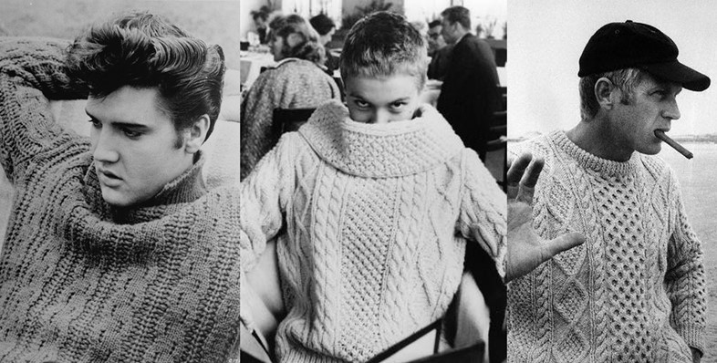 Knitting Pattern For Elvis Jumper : A 5-Point Guide to Loving Knitwear AnOther