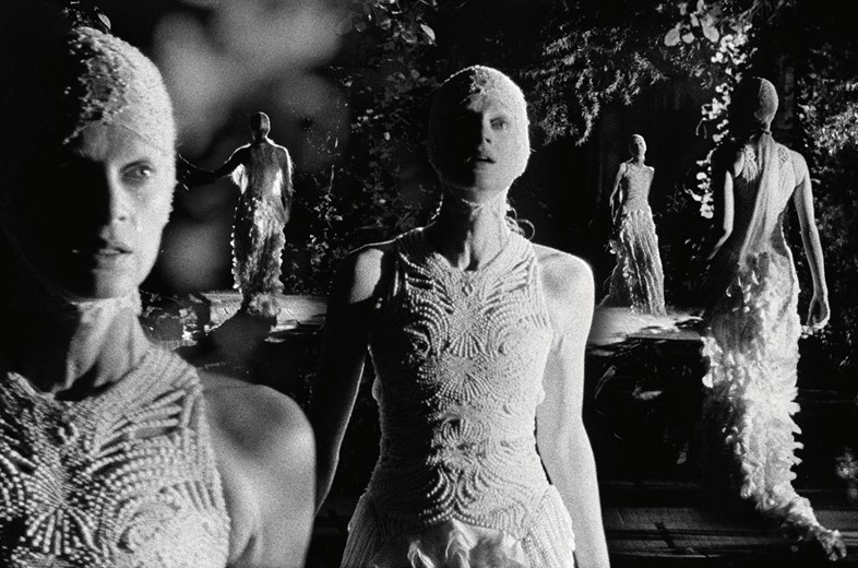 Alexander Mcqueen from AnOther Magazine S/S12