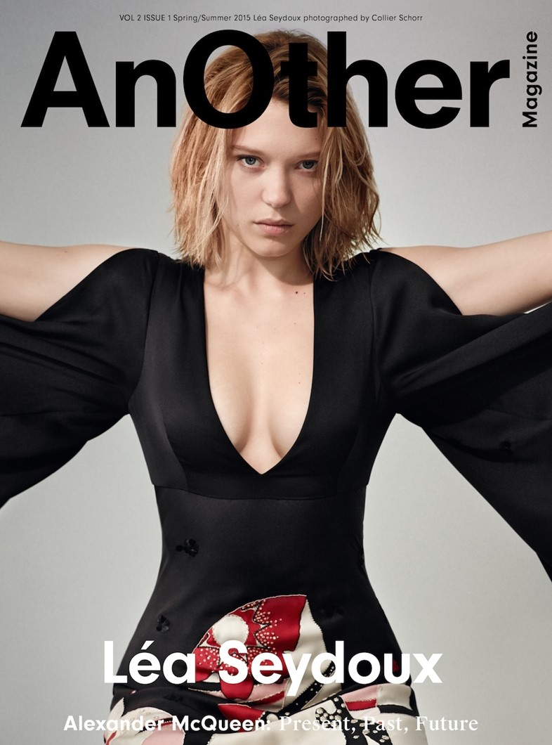 Léa Seydoux for AnOther Magazine S/S15