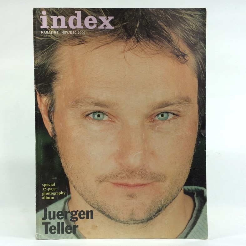 Index Magazine, Juergen Special, Nov-Dec 2000