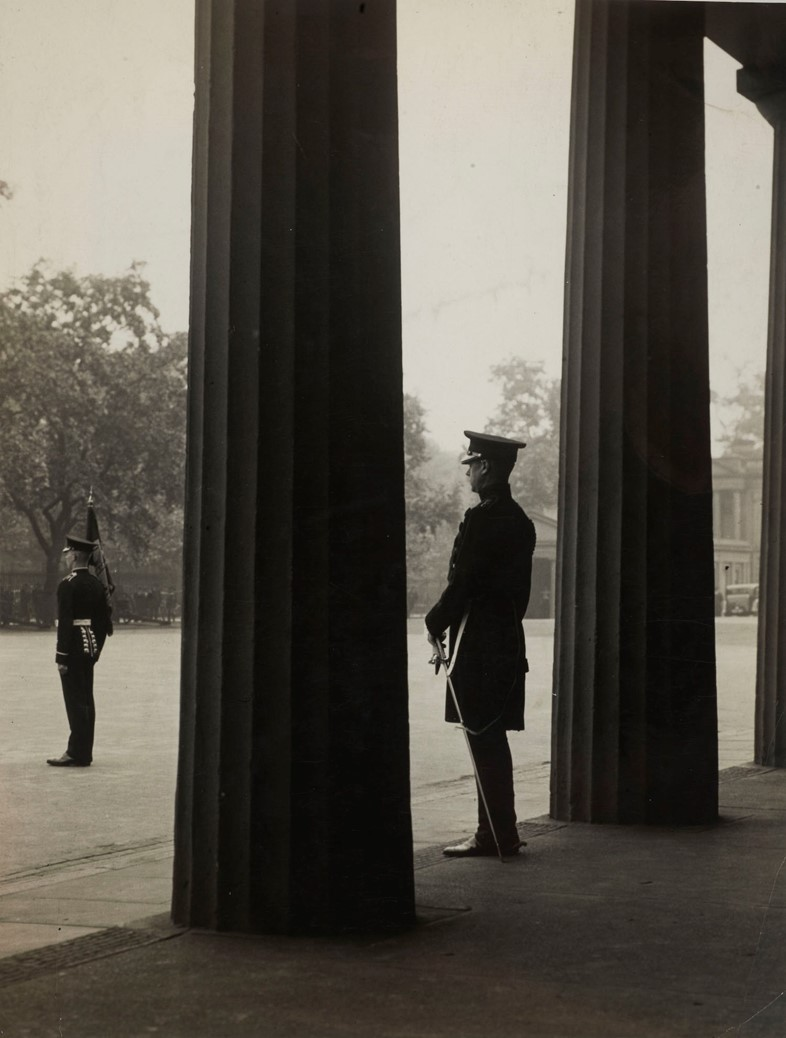 16. An inspection of the Welsh Guards HRH The Prin