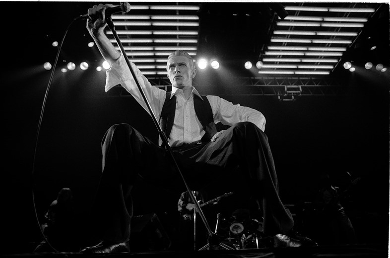 David Bowie (Photo by Michael Putland/Getty Images)
