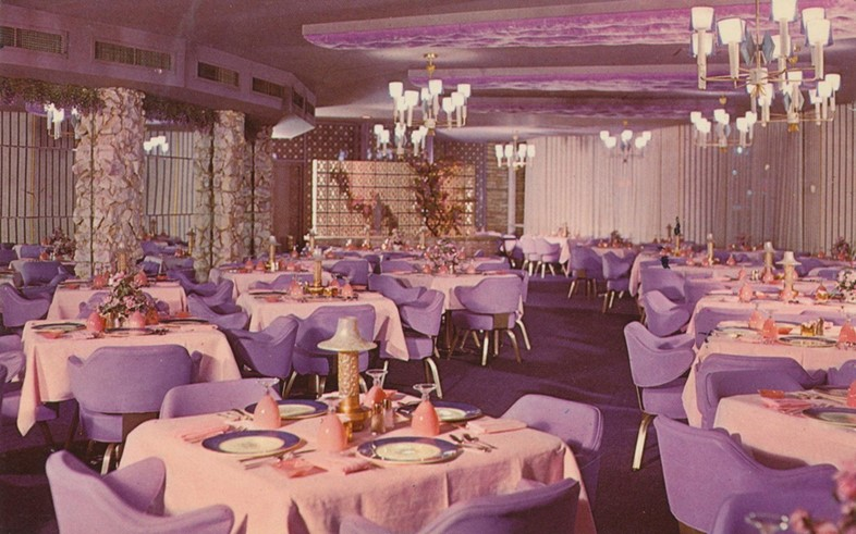 Martinique Restaurant & Drury Lane Theatre, Ch.Car