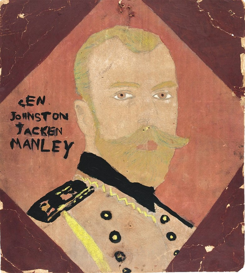 General Johnson Jacken Manley