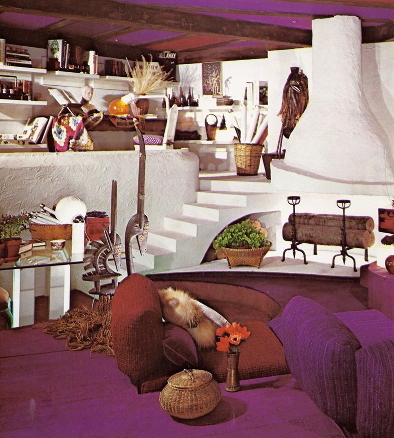 Bloomingdale's Book of Home Decorating, Barbara D'Arcy ©1973