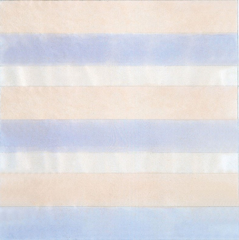 Agnes Martin, Untitled, 1977