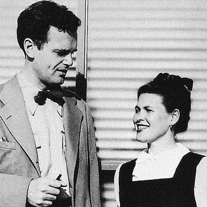 ten things you might not know about charles and ray eames another. Black Bedroom Furniture Sets. Home Design Ideas