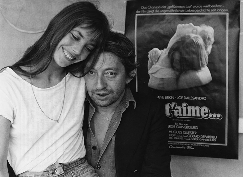 jane birkin and serge gainsbourg relationship quizzes