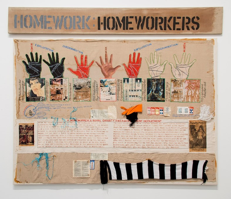 Margaret Harrison, Homeworkers