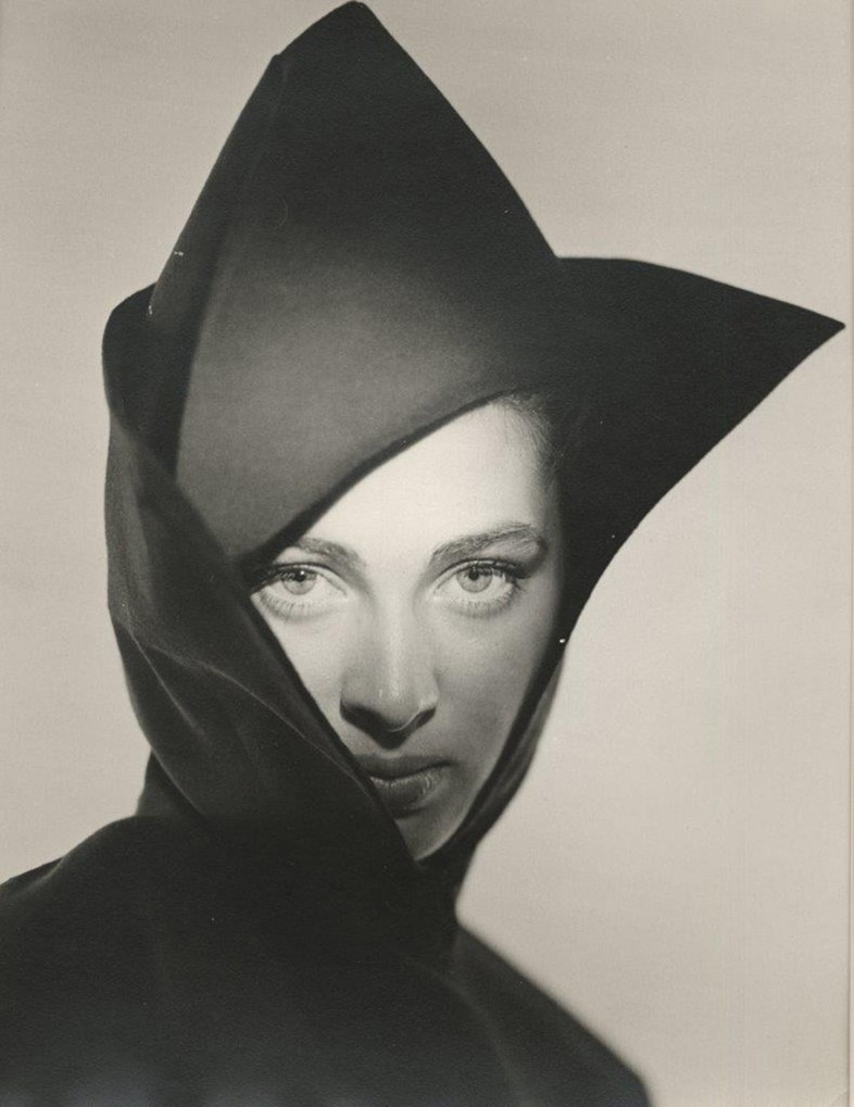 Erwin-Blumenfeld,-Hat-Fashion