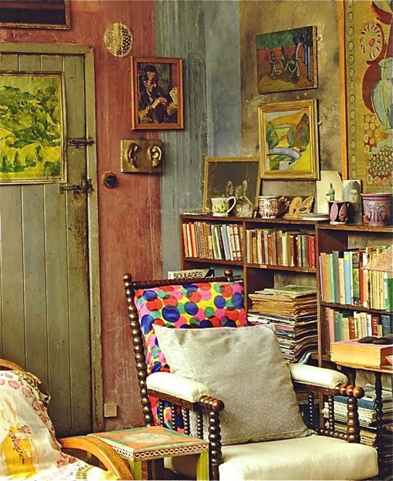 A five step guide to bloomsbury interiors another for Interior decoration guide