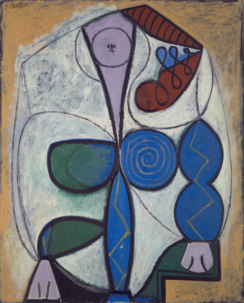 "pablo picasso art essays Pablo picasso  non-representational works of art that do not depict scenes or  objects in the world or have discernable subject matter  in 1967, the artist sol  lewitt gave the new genre its name in his essay ""paragraphs on conceptual art,"" ."
