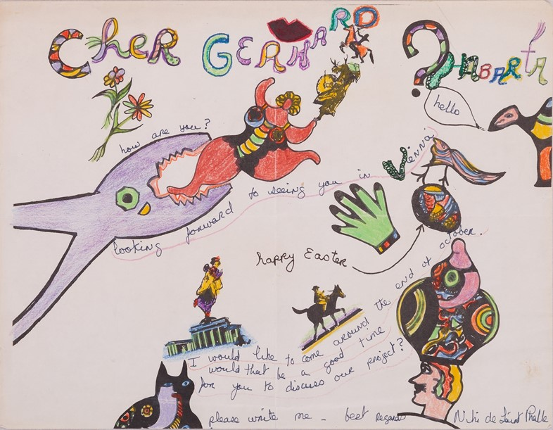 Niki-de-Saint-Phalle---Happy-Easter,-1979-(courtes