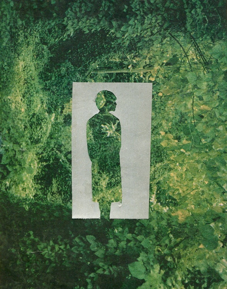 green nature woman