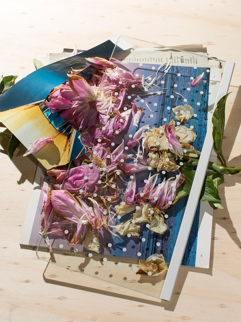 Paper-Journal_Webber_David-Brandon-Geeting_Flowers