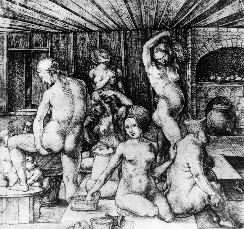 Curators-Essay---The-Women's-Bath,-Albrecht-Dürer