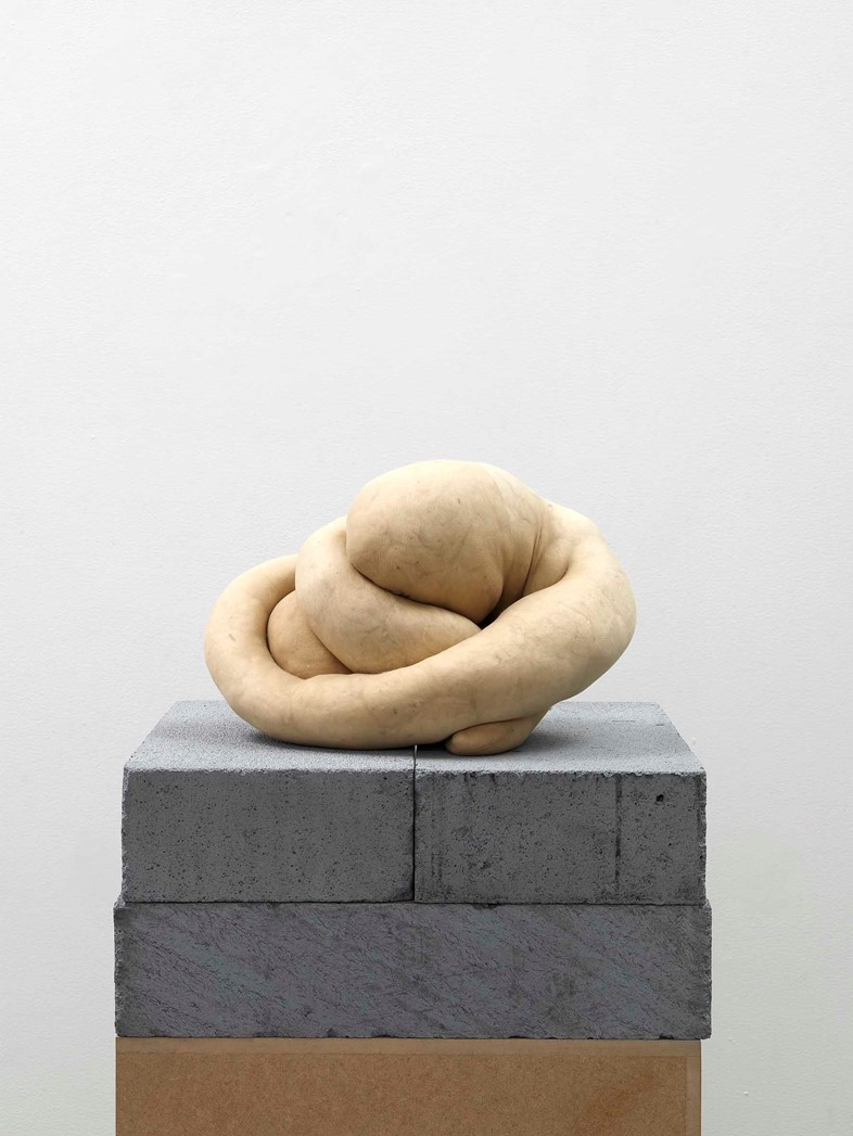 NUD 4, by Sarah Lucas, copyright the artist, court