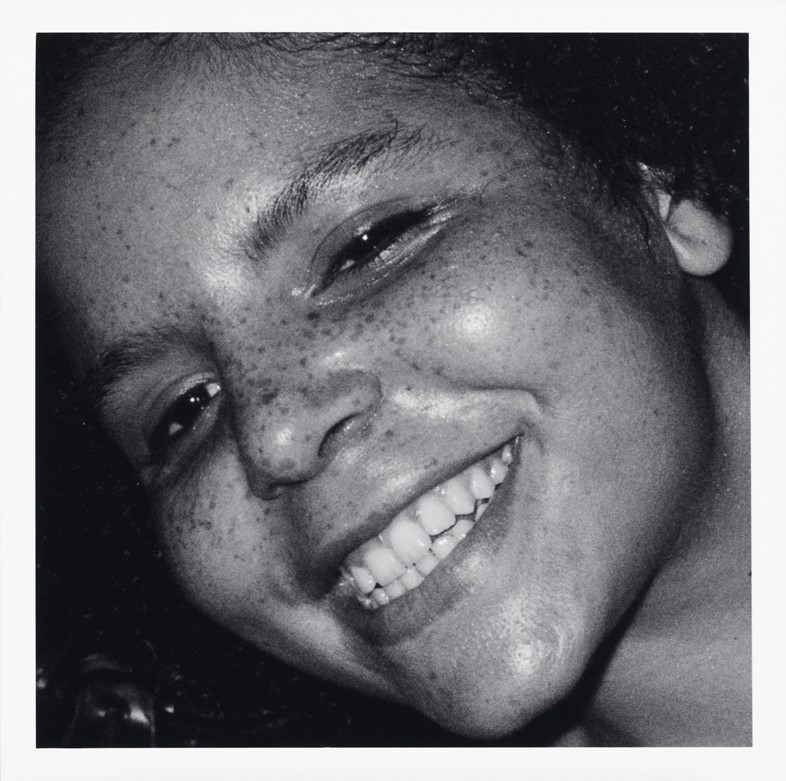 4_Chemistry square, girl with freckles_1992