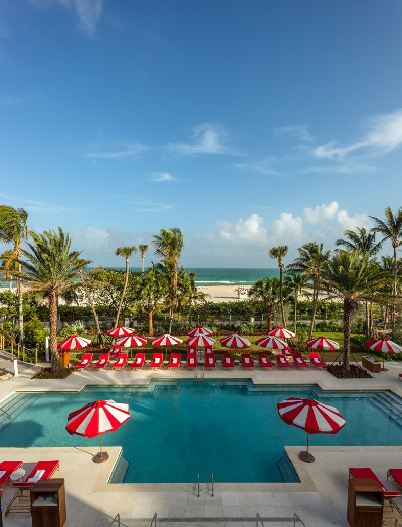 Faena Hotel Pool_Photo by Todd Eberle