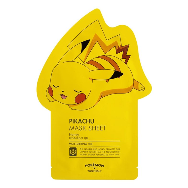 Picachu Sheet Mask