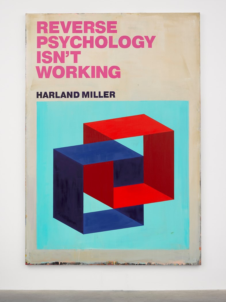 Harland Miller Reverse Psychology Isnt Working 201