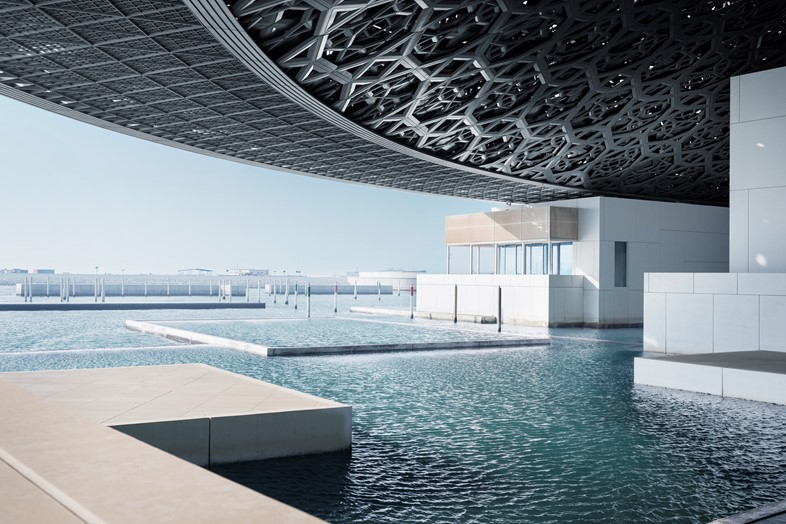 4. Louvre Abu Dhabi. Photo Courtesy Mohamed Somji